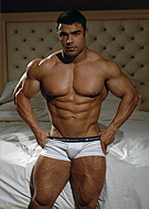 Eduardo Correa: Muscle Seduction